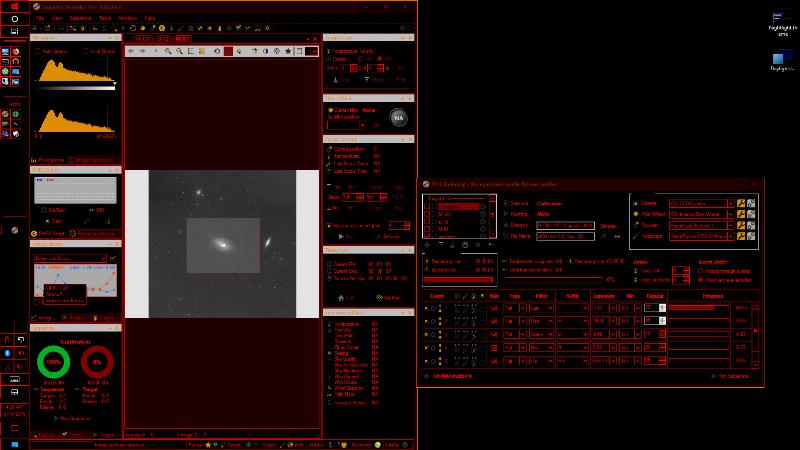 Win10 Dark Theme for SGP - Sequence Generator - Main