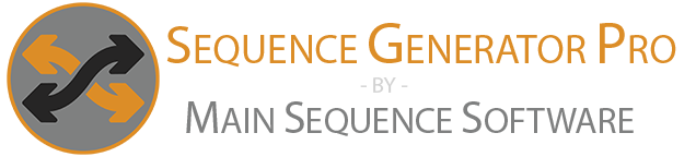 Main Sequence Software